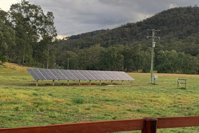 Solar power systems can substantially reduce your energy bill